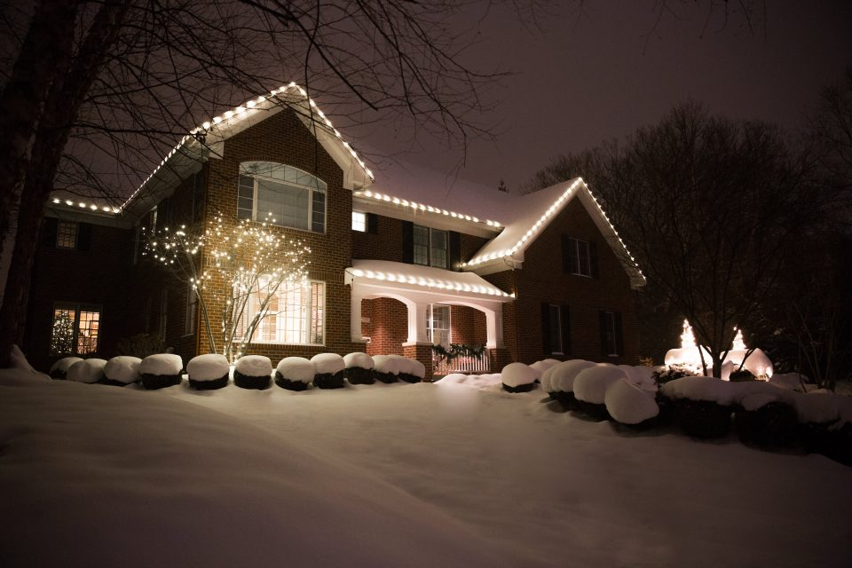 Professional Christmas Lights Decorating Company Grand Rapids Kalamazoo