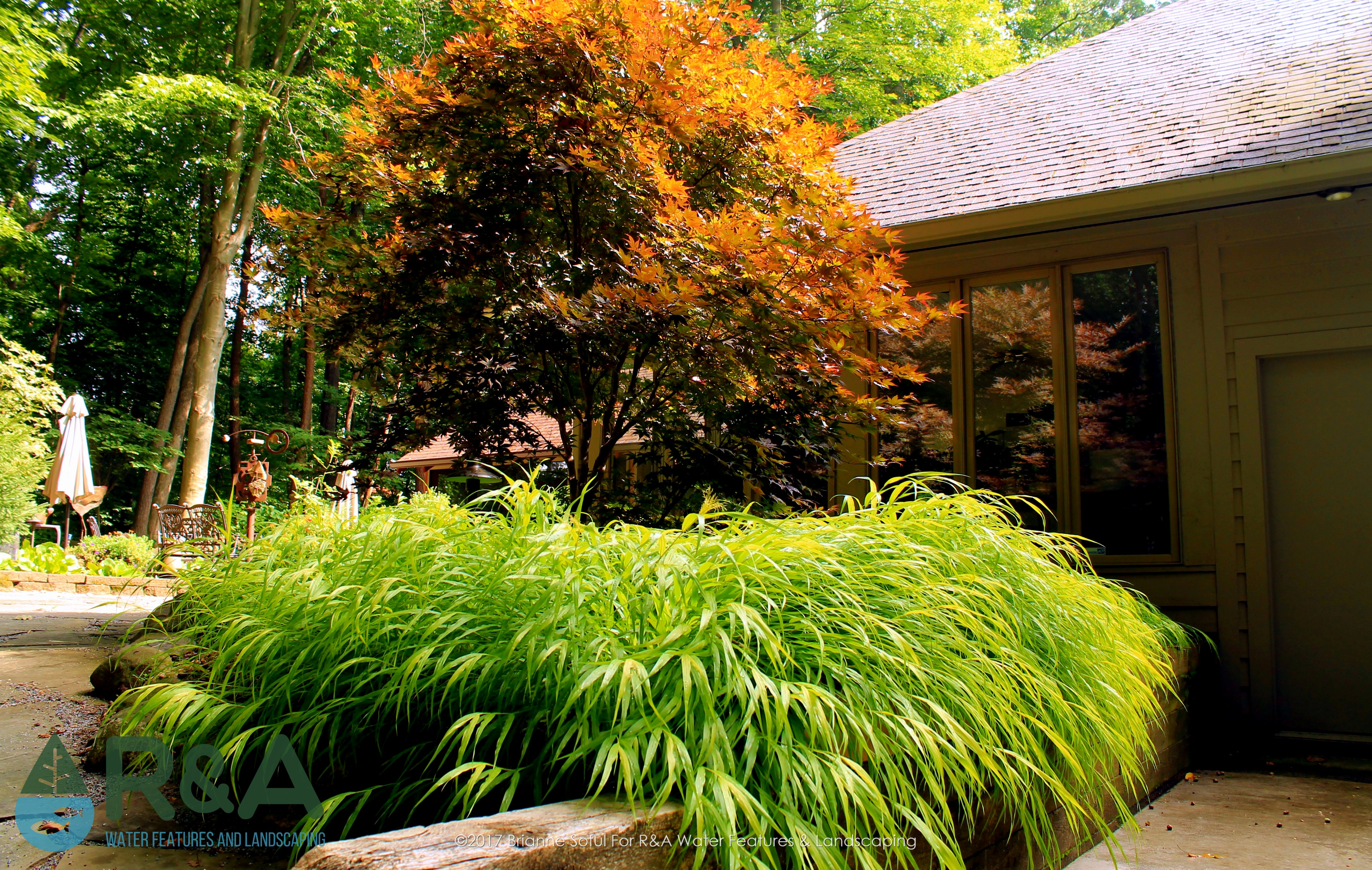 Shady Acreage Gardens Low Voltage Lighting R A Landscaping