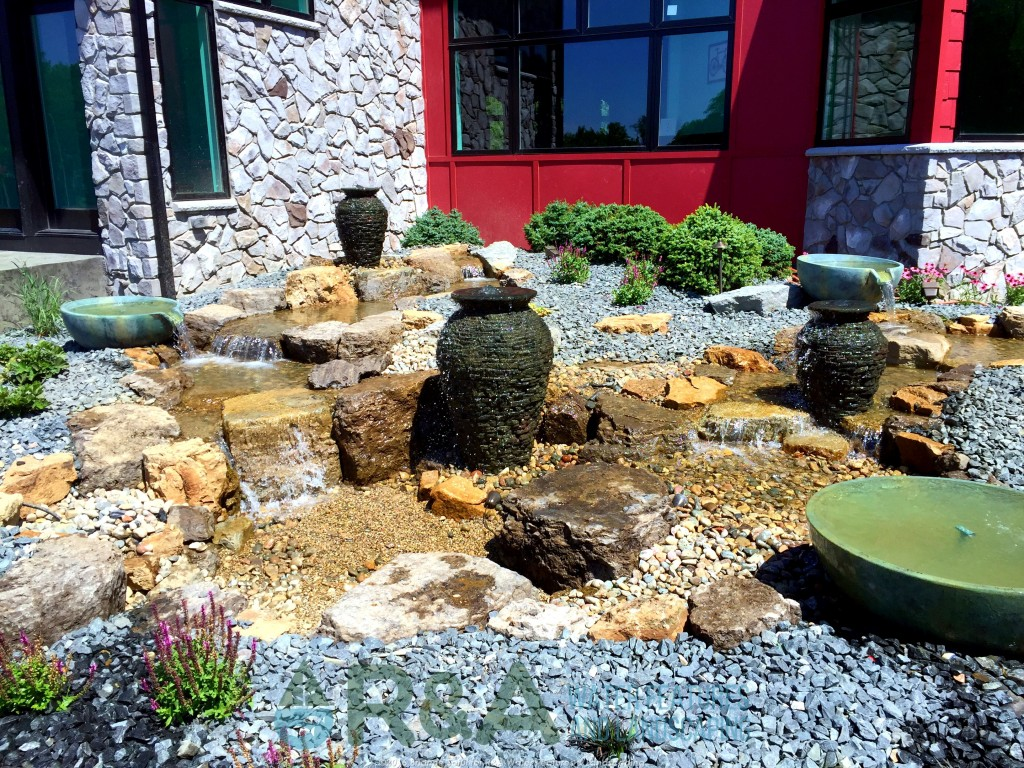 what is the best type of water feature for a small yard u2013 r u0026a