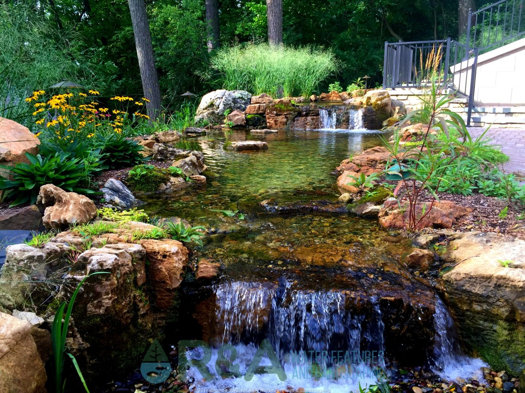 3 Tips To Keep Your Kalamazoo Pond Clean R A Water