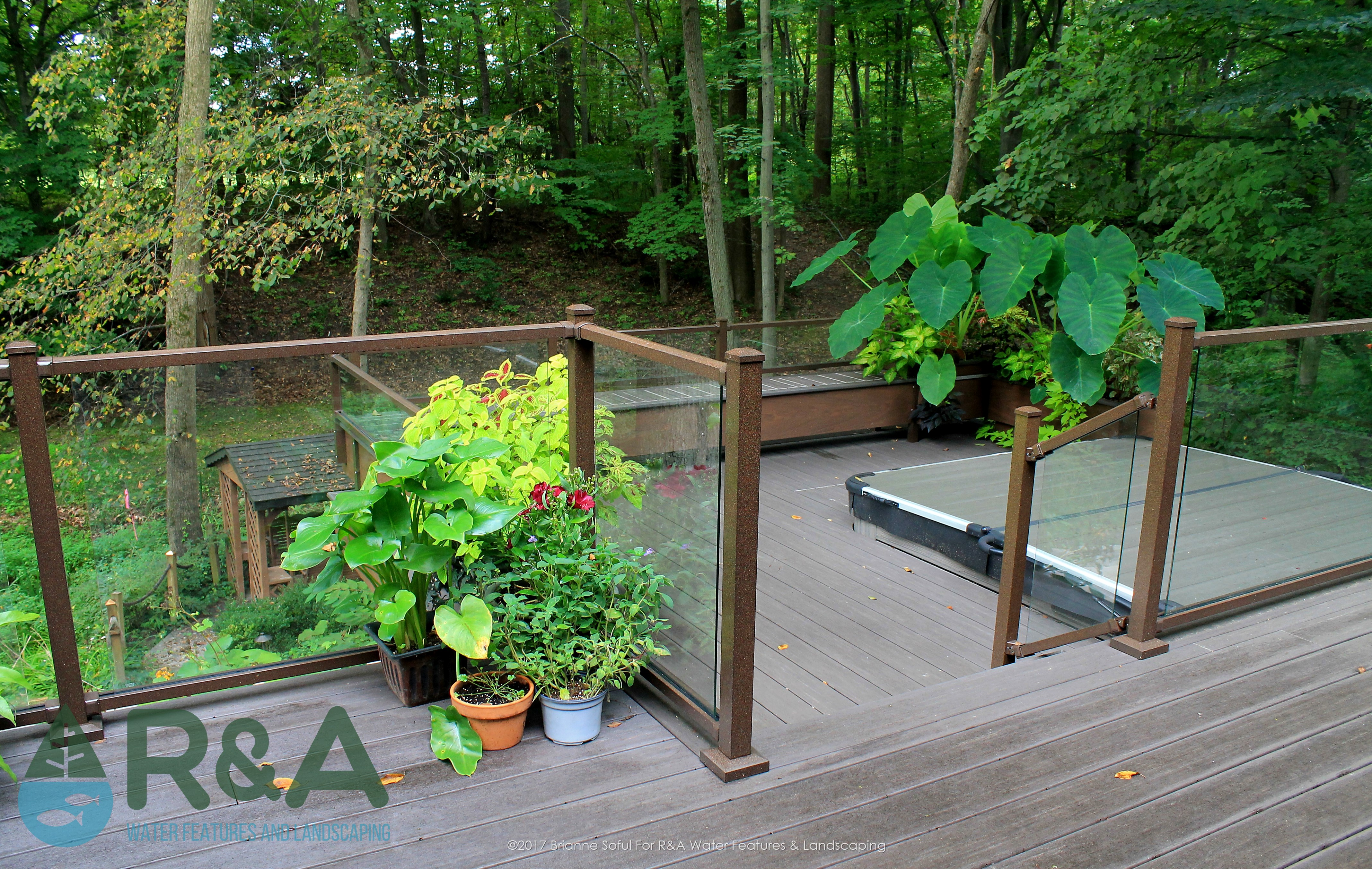 Eau Claire Landscaping Retaining Wall Steps Deck (4)