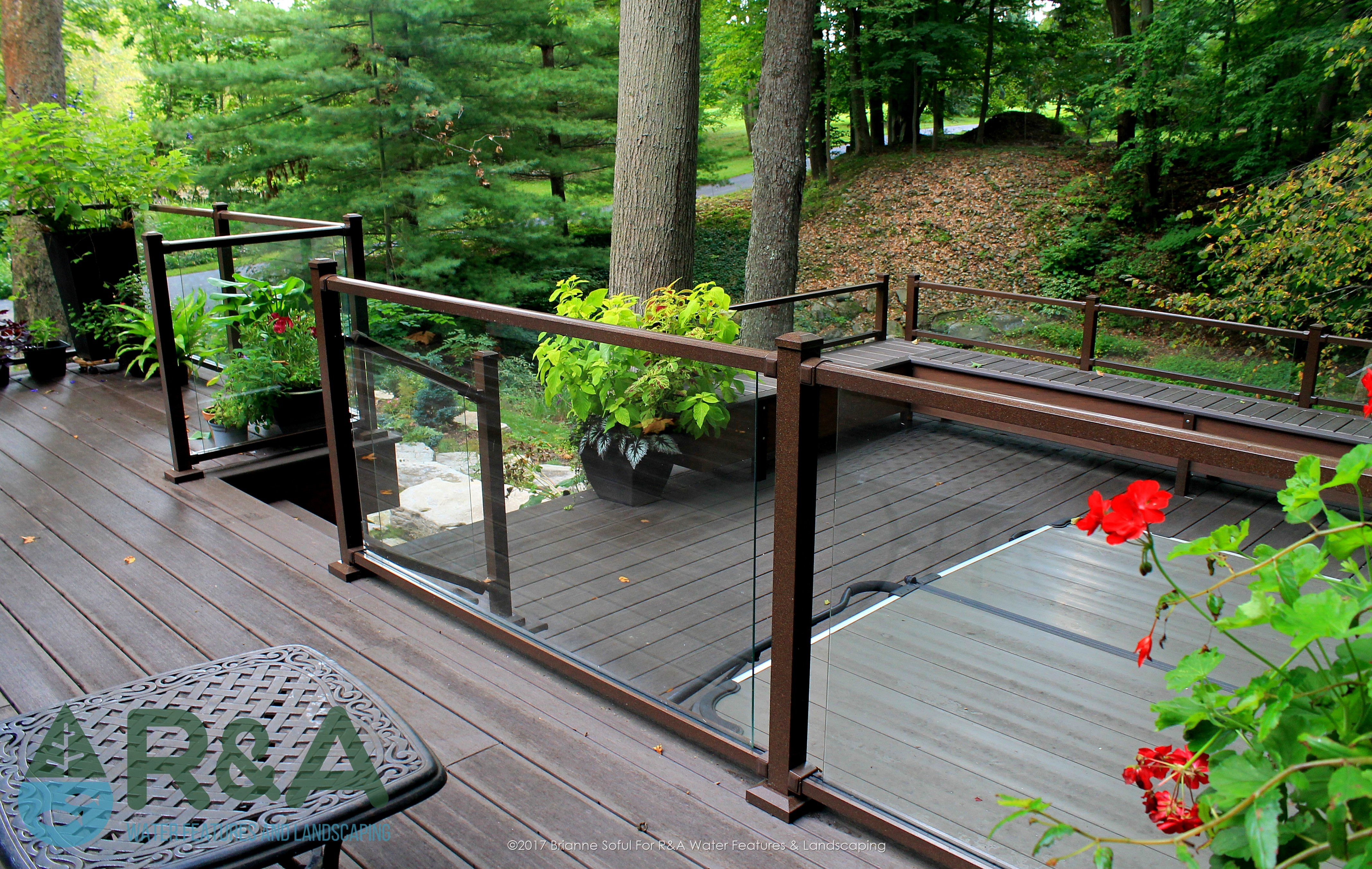 Eau Claire Landscaping Retaining Wall Steps Deck (6)