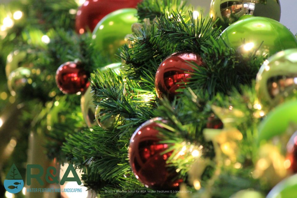 Holiday lighting companies kalamazoo grand rapids business commercial residential