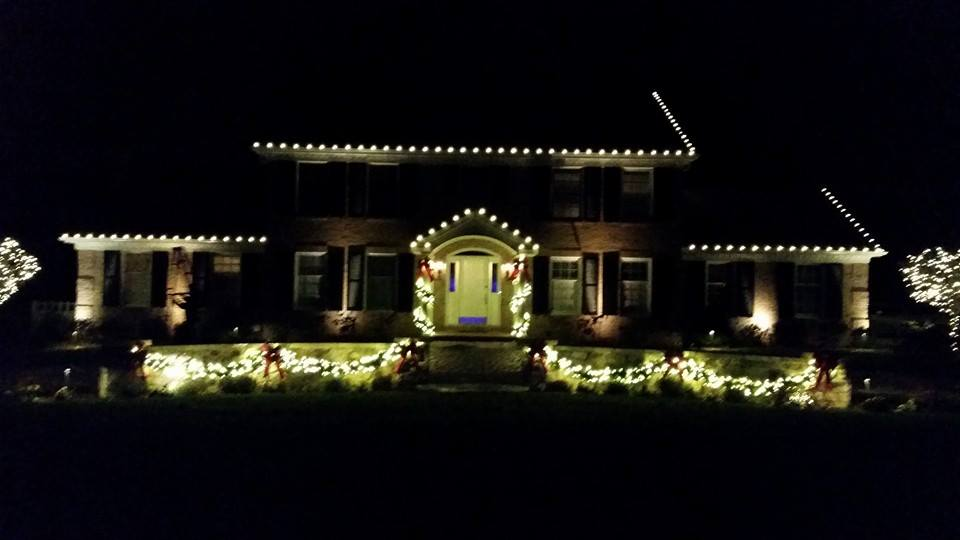 Holiday LIghting Front