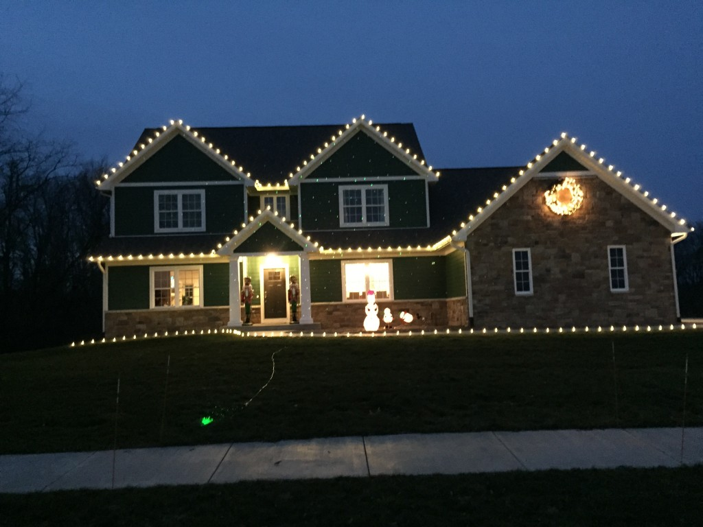 Christmas Light Decoration Ideas
