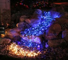 Christmas Decorations for Your Pond Kalamazoo MI