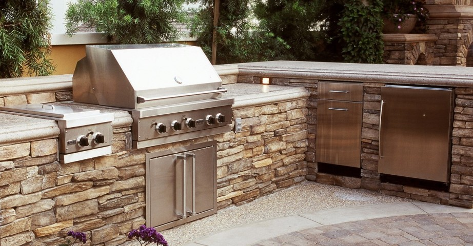 outdoor kitchen kalamazoo