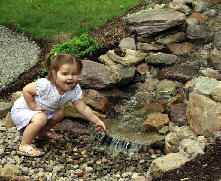 Inspiring Water Feature Ideas for Small Yards Pondless Waterfall