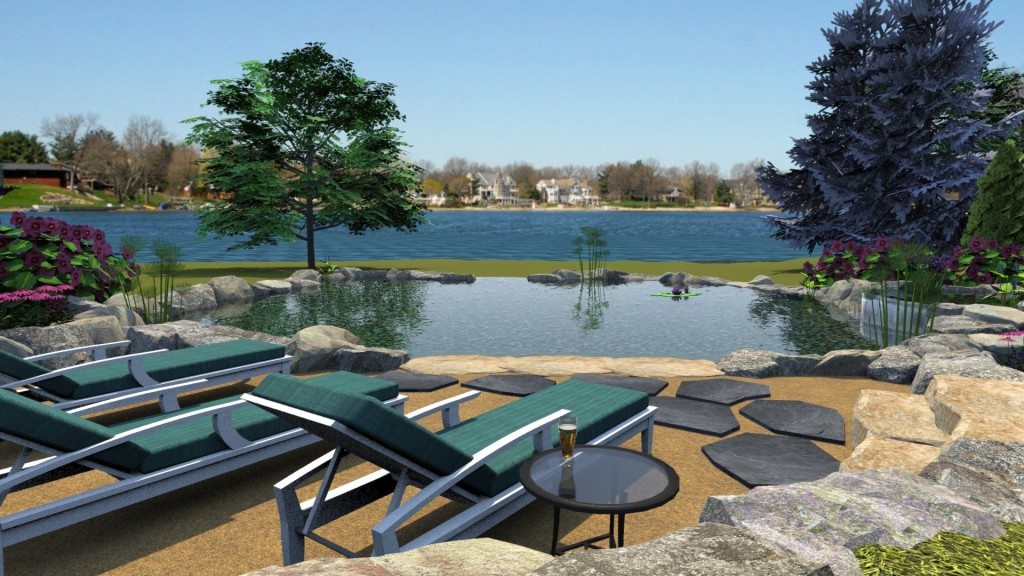 Water Feature Trends 2016 Swimming Pond