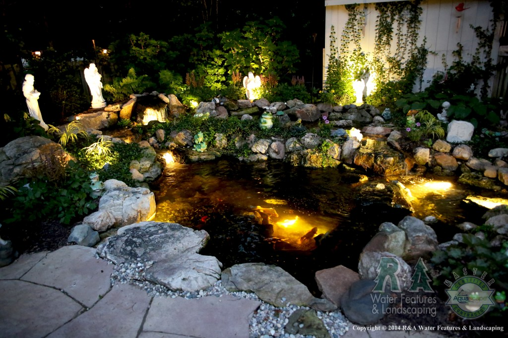 Cost of Pond Lighting - Kalamazoo