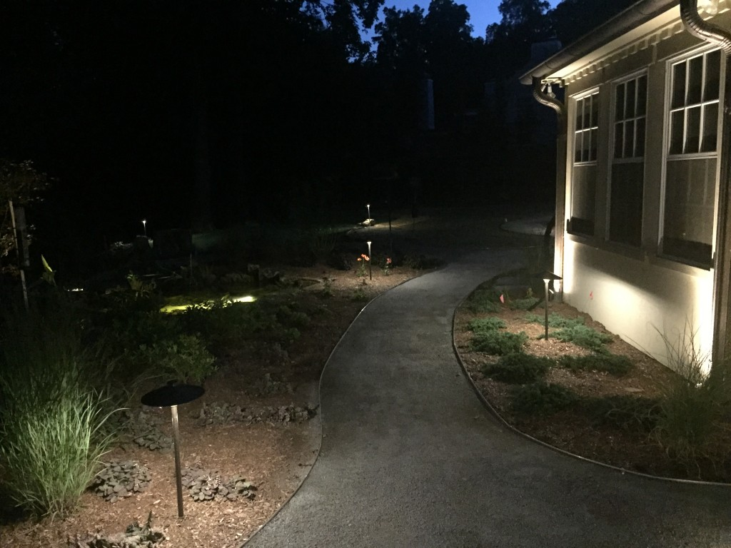 Landscape Lighting Kalamazoo Path Lights