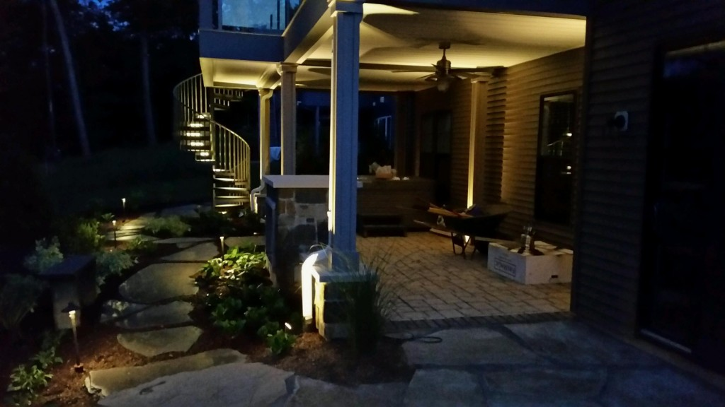 Grand Rapids Outdoor Home Improvement Project