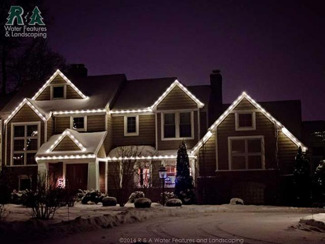 Residential Christmas Lights Services in Grand Rapids Michigan