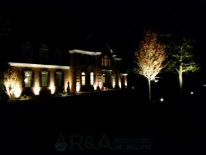 Landscape Lighting Stevensville