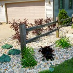Best type of mulch for landscape Grand Rapids Kalamazoo Michigan