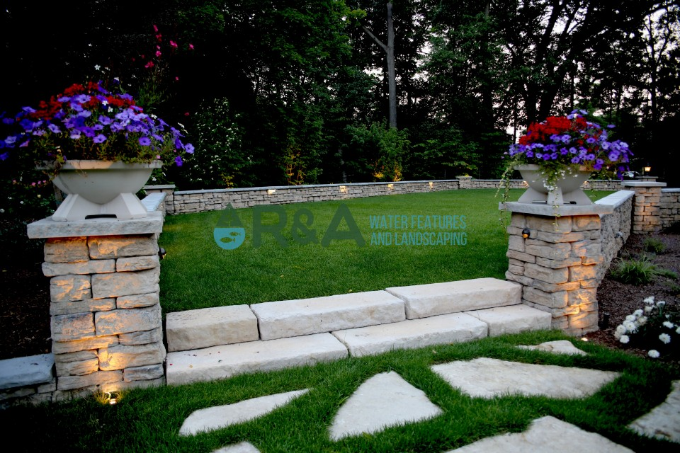 Do you need to aerate your Kalamazoo property this fall How to get a perfect yard lawn landscape water feature